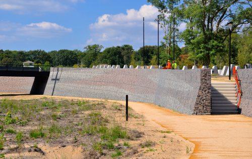 Geluidsweringen en muren